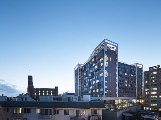Glam Blue Hotel