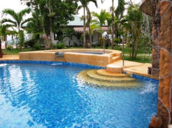 Bohol Homes: pool