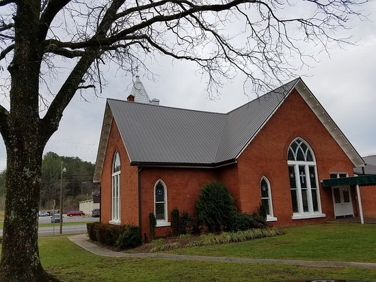 Mineral Bluff First Baptist Church