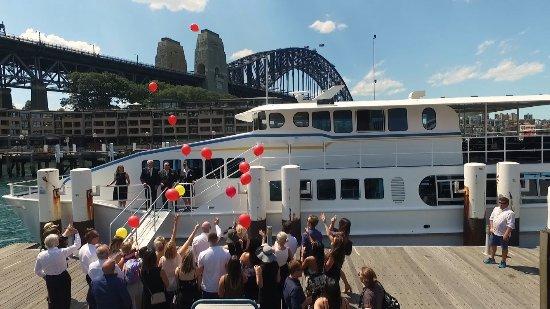 Sydney Charter Boat