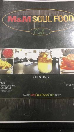 A Couple More Photos From Our Visit To M M Soul Food I Am Sure I Ll