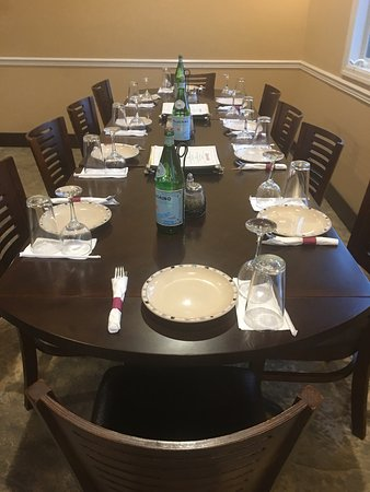 Cranbury, Nueva Jersey: Italian Touch Restaurant & Pizzaeria