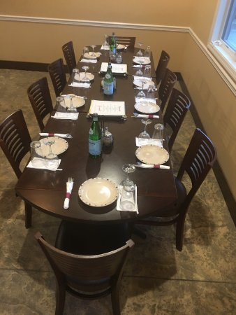 Cranbury, NJ : Italian Touch Restaurant & Pizzaeria