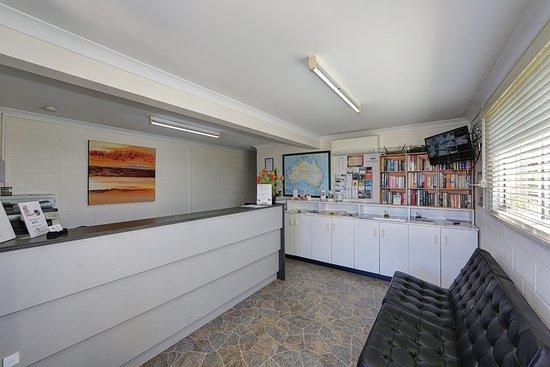 Dalby, Australia: Reception