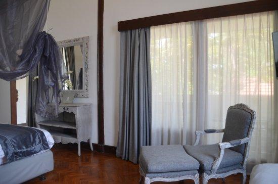 Bali Hotel Pearl: Delux balcony