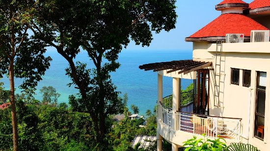 Morning View Overlooking The Sea Of Thailand Picture Of
