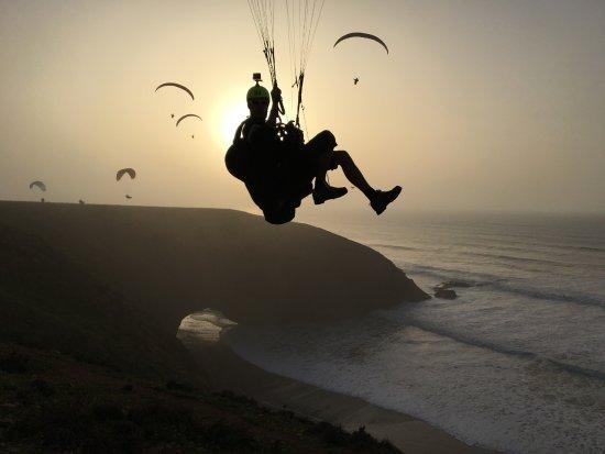 Morocco Dunes Day Tours: En vol à Legzira