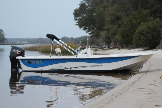 Southport, NC: 2016 21' Carolina skiff DLV