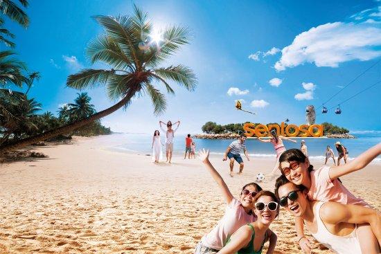 Sentosa Island Vacations