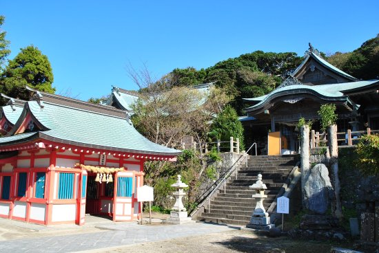 Tashima Shrine