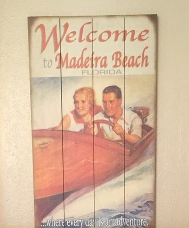 Gulf Gardens Resort: Welcome to Madeira Beach!