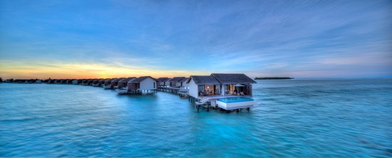 Falhumaafushi: Water Pool Villa