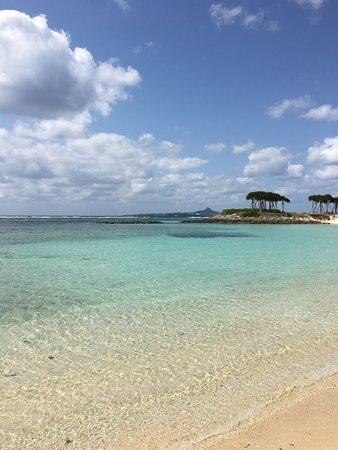 冲绳翡翠海滩
