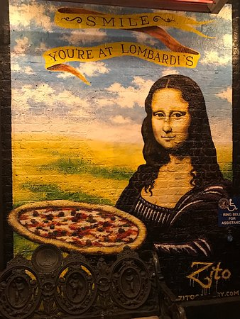 Lombardi's Pizza: photo0.jpg