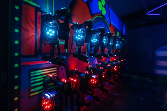 ‪Lazgam Laser Game - Pattaya‬