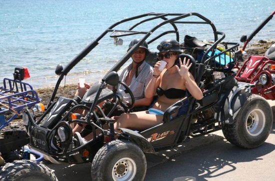 Excursion en buggy sur l'île de...