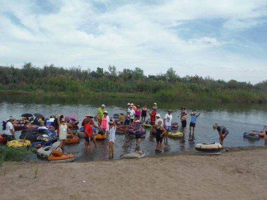 Yuma River Tubing: yuma river float 2017