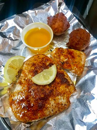 Seafood Kitchen Atlantic Beach Florida Menu