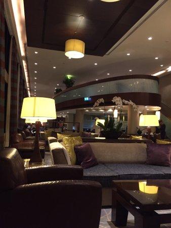 Bilde fra InterContinental Abu Dhabi
