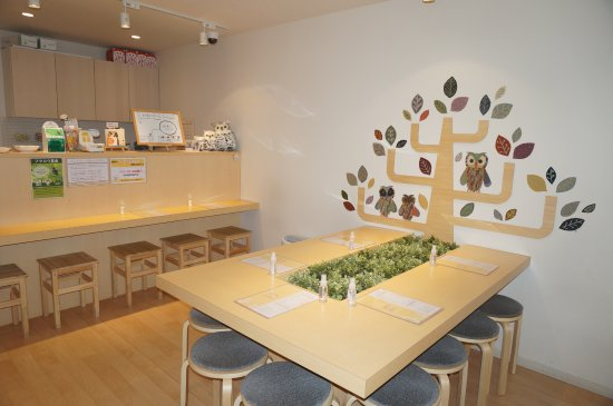 Fukuro no Mise, Hakata: カフェスペース