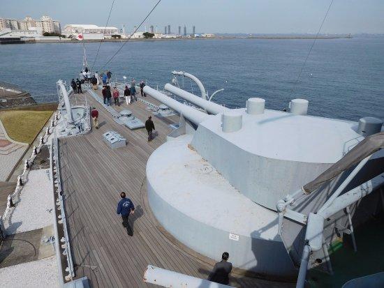 三笠と東郷元帥 - Picture of Memorial Ship MIKASA, Yokosuka - TripAdvisor