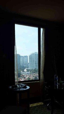 AYANA Midplaza JAKARTA: インタコンチネンタルとして最後の写真。長い間ありがとう。