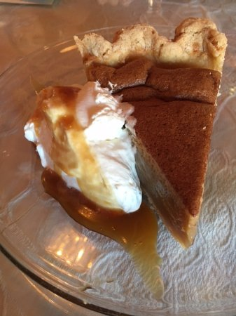 Resto Gare: Maple Sugar Pie