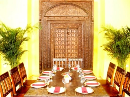 Hazara North Indian restaurant.