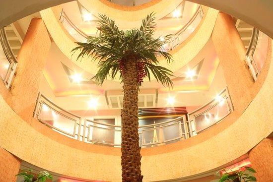 Hotel Europa Inn: Palm Laung