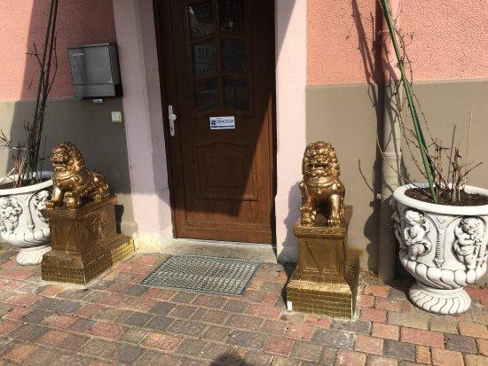 Oschatz, Germany: Einer meiner schönsten Hotels die ich besucht habe. Sauber, gepflegt und eine top Atmosphäre. Wu