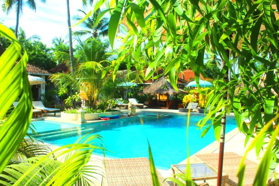 Kebun Kupu Kupu Gili Meno Eco Resort