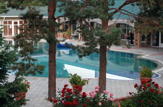Raduga Resort Center: Бассейн с пресной водой
