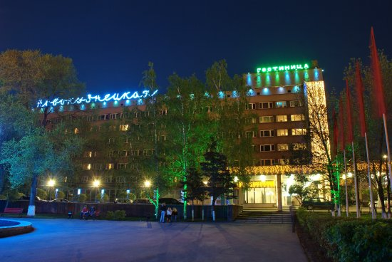 Novokuznetskaya Hotel Photo