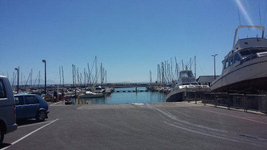 Gordon's Bay Harbour