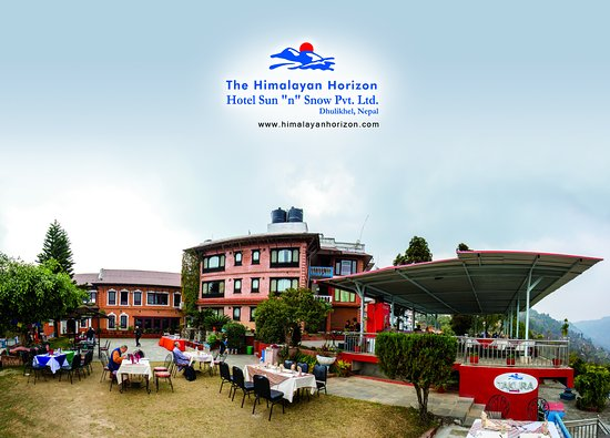 Garden Side with Horizon Pavillion - Picture of Himalayan
