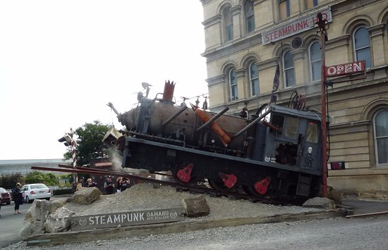 "Steampunk HQ: ""This is unique"""