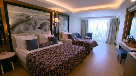 Excellent Hotel In Lara Review Of Adalya Elite Lara Antalya Turkey