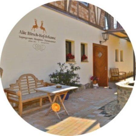 Huettenreute, Allemagne : Alte Scheune