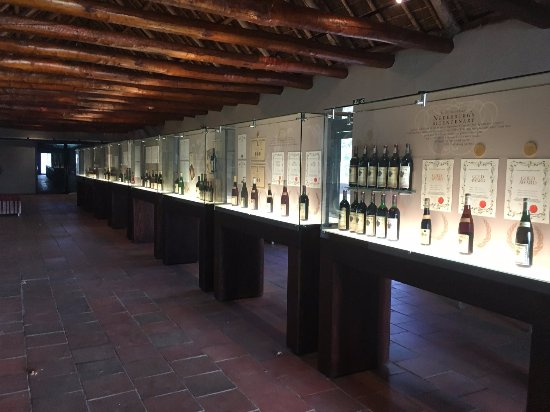 Nederburg Wines: The museum depicting the history of the Nederburg wine and farm