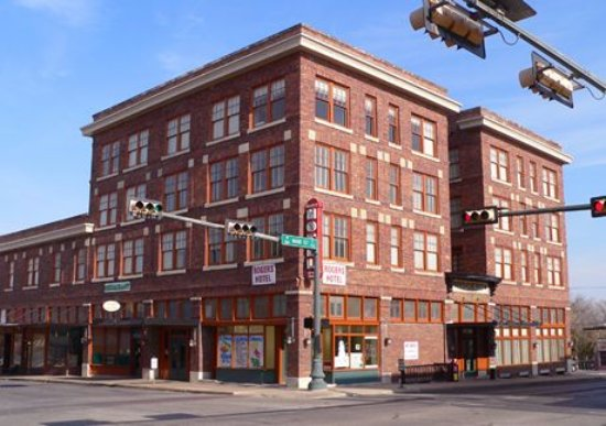 The Rogers Hotel
