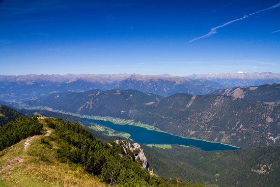 Wandern in Kärnten am Weissensee