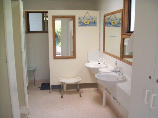 Rubyvale, Australien: Caravaners ladies toilet