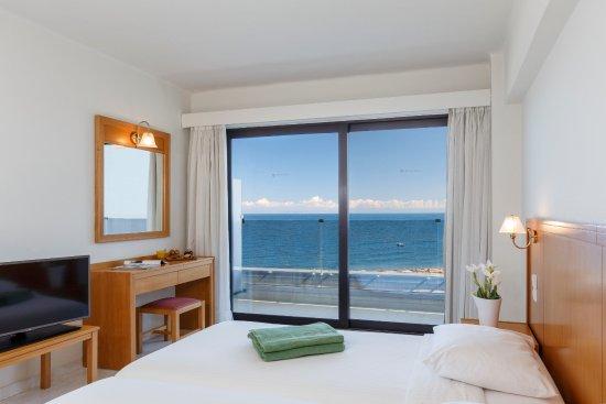 Cactus Hotel: Double Sea View Room