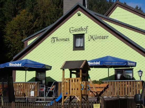 Gasthof Thomas Müntzer