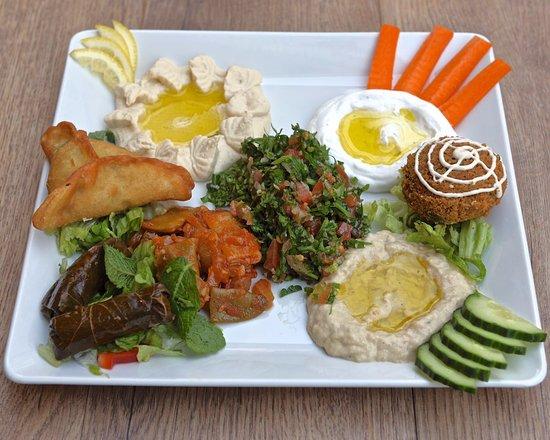 Beity la cuisine libanaise faite maison levallois perret for Cuisine libanaise