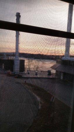 Riverside Inn Bangor: Penobscot River View
