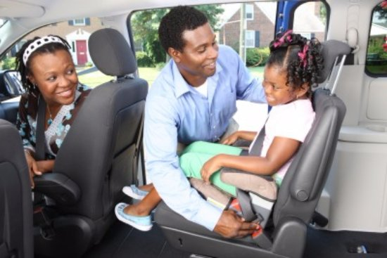LAAC Car Service: Child seats ( Booster seats available)