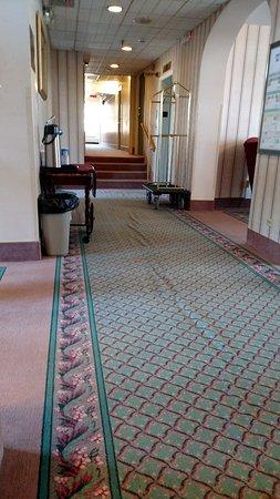 Riverside Inn Bangor: Lobby area