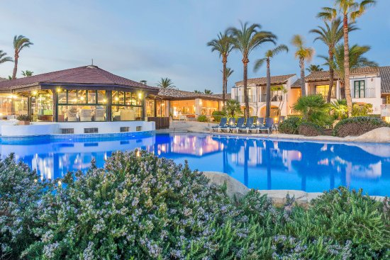 Botel Alcudiamar Hotel : Piscina