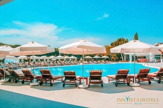 Innvista hotels belek turquie voir les tarifs et avis for Piscine 07500